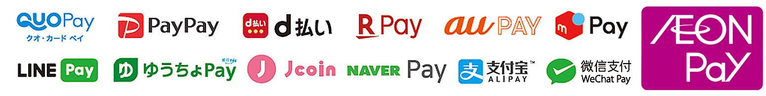 Pay ミニストップ au